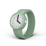 Pastelkleurig horloge